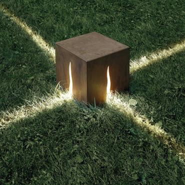 Lampe de sol Granito H 30 cm - Pour l´extérieur - Artemide