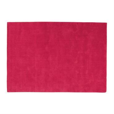 Tapis Soft rouge 250x350