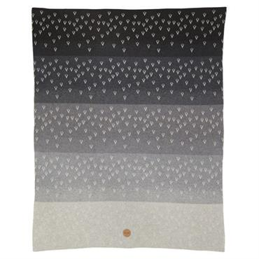 Plaid enfant Little Gradi / 80 x 100 cm - Ferm Living blanc