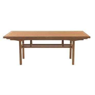 Table en Teck pliante