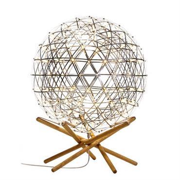 Lampe de sol Raimond Tensegrity / LED - Ø 61 cm