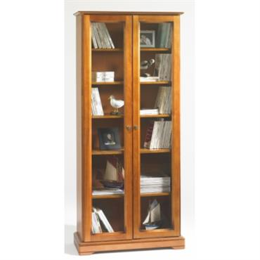Bibliothèque Florac 2 portes
