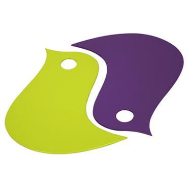 Dessous de plat Oiseaux / Métal - Fermob aubergine