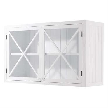 Meubles de cuisine domozoom - Meuble haut vitre ...