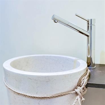 Lave mains des toilettes