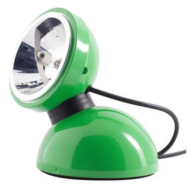 Lampe de table Touch 360° commande tactile - Azimut Industries vert en métal