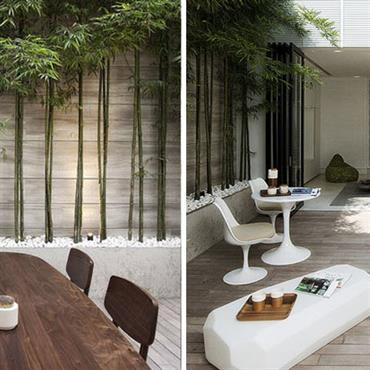 Terrasses modernes id e d co et am nagement terrasses modernes domozoom - Petite terrasse moderne ...