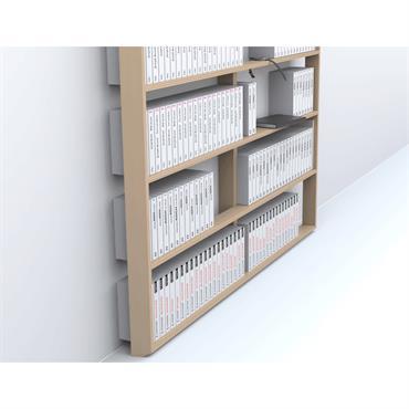 Bibliothèque Wall Book