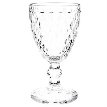 Verre à vin en verre SAPHIR