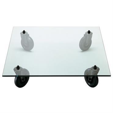 Table basse Gae Aulenti - Fontana Arte Noir