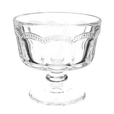 Coupe à glace en verre PERLE