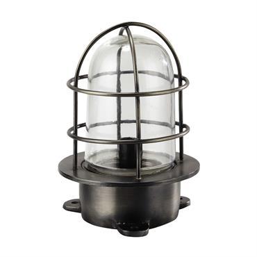 Lampe en métal H 23 cm DOCKER