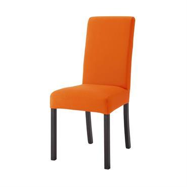100% coton, cette housse de chaise orange mettra une bonne dose de bonne humeur dans votre déco. Cette housse se combinera à la chaise MARGAUX aux pieds blanchis ou aux ...