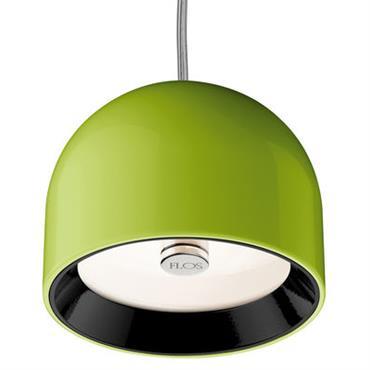 Suspension Wan - Flos vert en métal