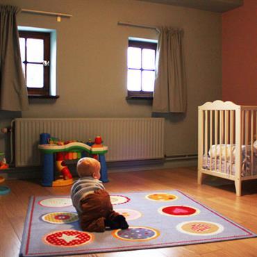 Chambre pour bébé.