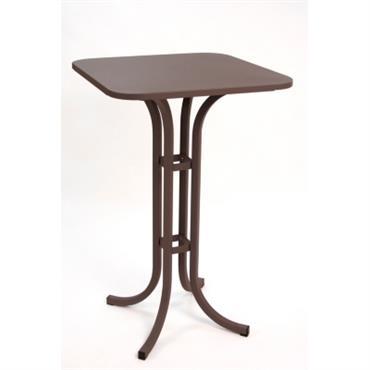 Table FERMOB Deauville Mange-debout 70 x 70 cm