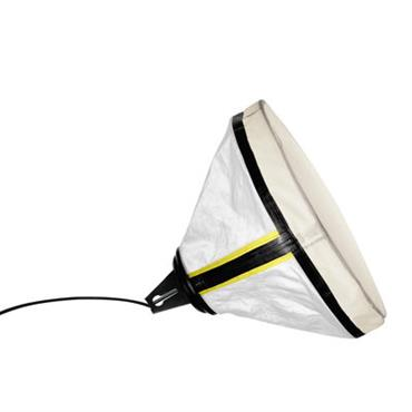 Lampe de table Drumbox / lampe de sol - Ø 45 cm