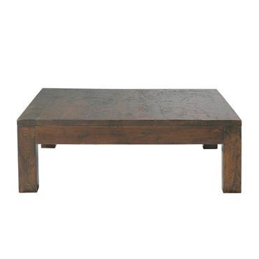 Table basse en manguier massif L 100 cm Bengali