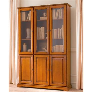 Bibliothèque Florac 6 portes