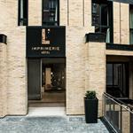 Jardinière Image'In pour une façade d'hôtel design