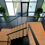 Escalier à limon crémaillère métal
