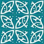 Carreaux de ciment motifs contemporains