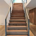 Montée d'escalier lyrique