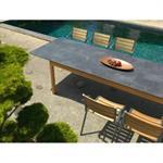 Table extensible Tekura Sel Les Jardins