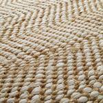 Tapis en coton et jute 140x200