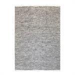 Petite table marbre et métal filaire blanc
