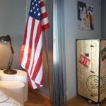 Décoration de chambre d'ado style américain