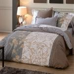 Housse de couette percale Isis TRADILINGE