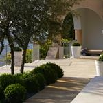 Terrasse type méditerranéen