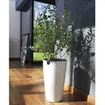 Pot à fleurs design Oslo rond GROSFILLEX