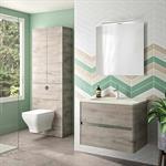 Meuble Dolce idéal pour petite salle de bains