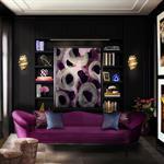 Réalisation 3D pour un salon entièrement décoré