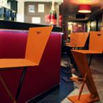 Tabouret de bar Zing design indus ZHED