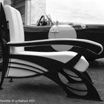 Fauteuil design Vitesse
