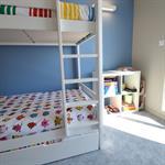Chambre enfants colorée