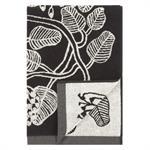 Drap de bain Tiara / 70 x 150 cm - Marimekko blanc