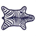 Tapis de bain Zebra / Reversible - 112 x 79 cm