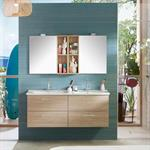 Salle de bains avec des meubles Unique Onde