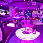 Refection du bar rev tement croco glow deco mdeco for Deco boite de nuit