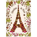 Torchon Chocolats de Paris TORCHONS & BOUCHONS
