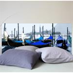 Tête de lit Gondoles à Venise MADEMOISELLE TISS