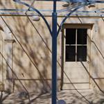 Tonnelle de terrasse en acier