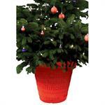 Pot de fleurs lumineux Bloom X-Mas / H 50 cm - Bloom