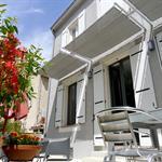 Protection solaire façade sud