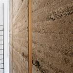 Mur en terre à bancher