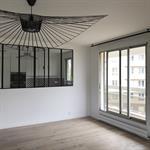 Rénovation d'un séjour et création d'une verrière par Nuance d'Intérieur
